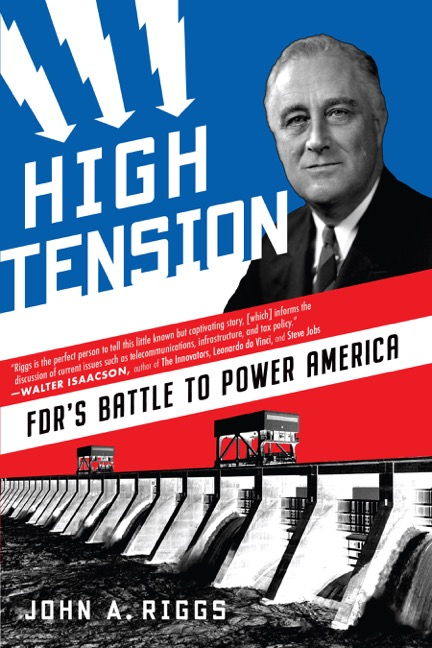 High Tension book cover.